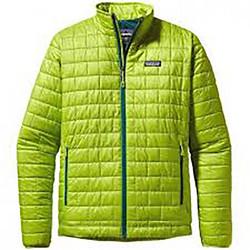 M Nano Puff takki väri Peppergrass Green M