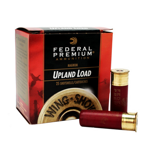 Federal Upland Load Magnum 12/76  (no. 6)