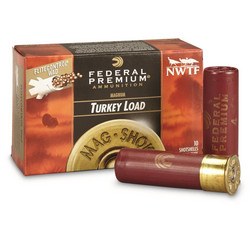 Federal Turkey Load  Magnum 12/76  ( no.4 )