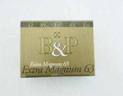 B&P Extra Magnum 63g  12/89