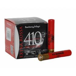 B&P 28 /70  22g. Extra Rossa. no: 7,5