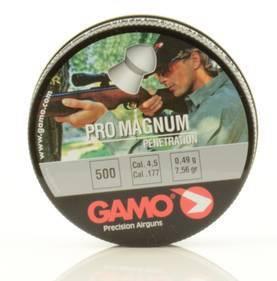 Gamo IK Pro-Magnum 4,5mm 500 kpl