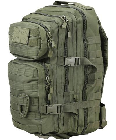 Tactical reppu 28l (väri olive green)