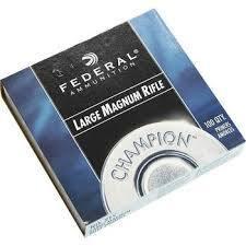 Federal Large Magnum Rifle  215 nalli 100 kpl