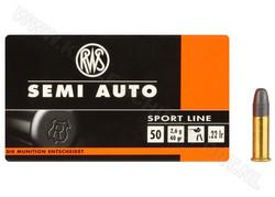 RWS  22LR Semi Auto  LRN. 355m/s