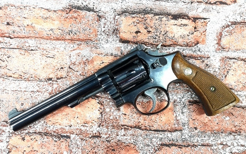 S&W 38 special 6
