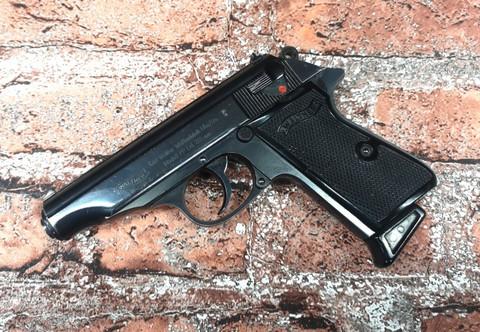 Walther 7,65 PP todella hieno