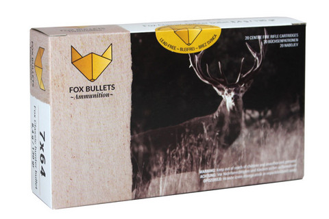 Fox Bullet 7x65 R   130gr. (8,4g)