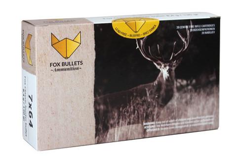 Fox Bullet 9.3x62. 220gr   ( 14,2g)