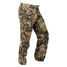 Downpour Pant Optifade Ground Forest XL