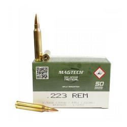 Magtech 223 rem  FMJ   3,56g. 50 kpl rasia