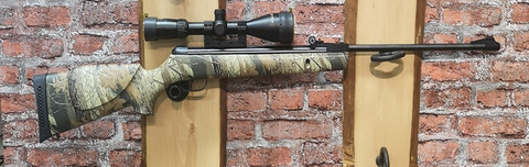Gamo 5,5mm Hunter Realtree camo  ILMAN KIIKARIA!