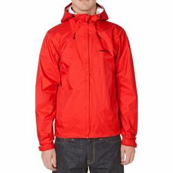 M Patagonia Torrentshell takki XL French red