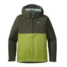 M Patagonia Torrentshell takki XL Kelp green