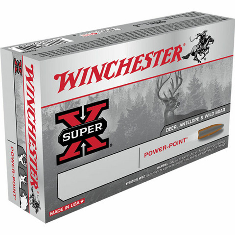 Winchester Super X 307 Win / Power Point / 180grs