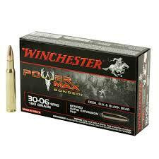Winchester Power Max  Bonded / 30-06 / 180grs