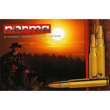 Norma 9,3 x 62 / SP / 18,5g / 285grs
