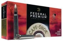 Federal 375 H&H MAG. Trophy bonded Sledgehammer / 300grs