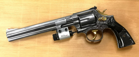 Smith& Wesson 686  / 8