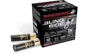 Winchester Blind Side Steel 35g 12/70  NO: 2   25 kpl