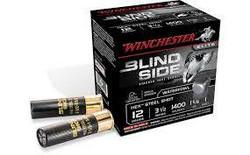 Winchester Blind Side Steel 39g 12/76  NO: 3   25 kpl