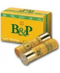 B&P F2 Long Range 20/70  28G.  #4
