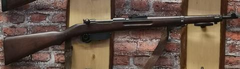 Budapest M95 Mannlicher 8,2mm porattu