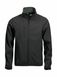 Hyma Softshell takki , väri musta