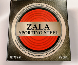 ZALA Sporting STEEL 24g  7  uutuus