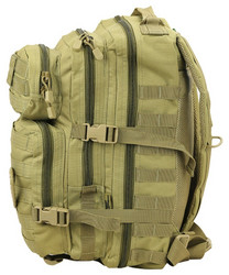 Tactical reppu 28l (väri Coyote)