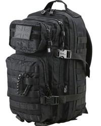 Tactical reppu 28l (väri musta )