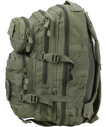 Tactical reppu 28l (väri olive green)