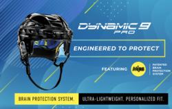 True Dynamic 9 Pro kypärä koko S musta