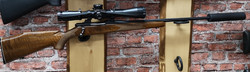 SAKO (TVA ) custom 6.5 Creedmoor + IOR + vaimennin HUIPPUHIENO