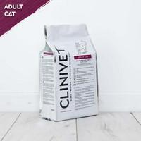 CLINIVET Adult Cat 1,5 kg - Kissanruoka aikuisille kissoille
