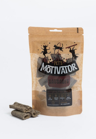 Pet's Motivator Sausages 90 g