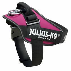 Julius-K9® IDC® Power koiran valjaat, Tumma Pinkki alkaen 21.90€