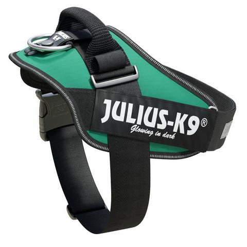 Julius-K9® IDC® Power koiran valjaat, Tummanvihreä alkaen 21.90€