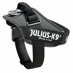 Julius-K9® IDC® Power koiran valjaat, Tummanharmaa alkaen 21.90€