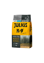 JULIUS-K9  Senior/Light Lammas ja Yrtit
