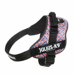Julius-K9® IDC® Power koiran valjaat, Englannin lippu alkaen 21.90€