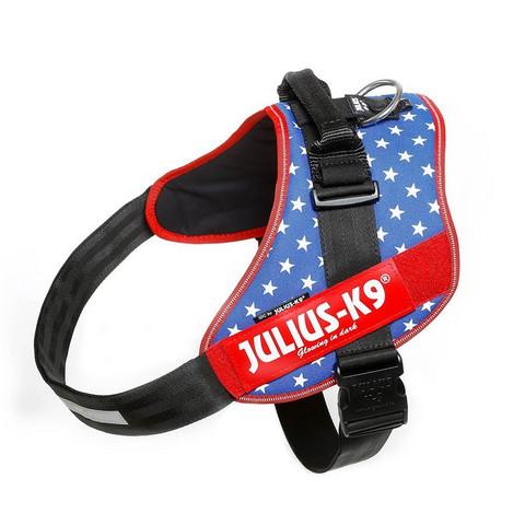 Julius-K9® IDC® Power koiran valjaat, Yhdysvaltain lippu alkaen 21.90€