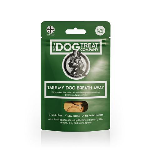 Take My Dogs Breath Away – Hengitystä raikastavat makupalat