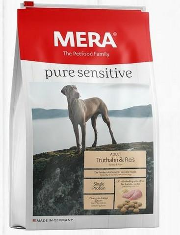 MERA Pure Sensitive Kalkkuna & Riisi