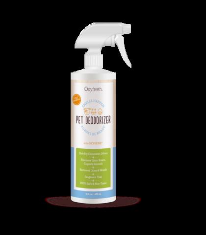 Oxyfresh Pet Deodorizer – hajunpoistaja