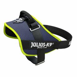 Julius-K9® IDC® Power koiran valjaat, Farkku+Neonreunat alkaen 21.90€