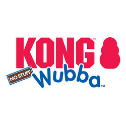 KONG Wubba No Stuff Kirahvi