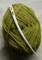 Bindningsnål ca. 15cm lång, kohorn