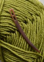 Bindningsnål 78mm lång av kohorn