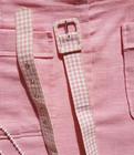 90-luvun vaaleanpunainen ruudullinen vyö
